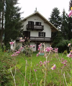 AtelierHaus im Bayerischen Wald - Casa