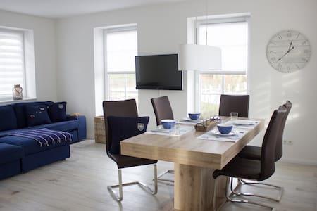 Traum-Ferienwohnung in Bestlage im Westdorf - Baltrum - Apartment