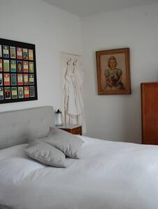 B&B in classic townhouse in Haarlem - Haarlem - Bed & Breakfast