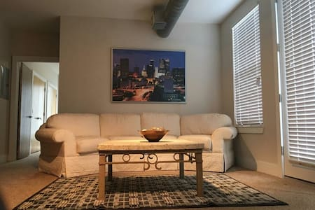 2 Bedroom- Cozy Affordable Loft 5min to dtwn - Atlanta - Apartment