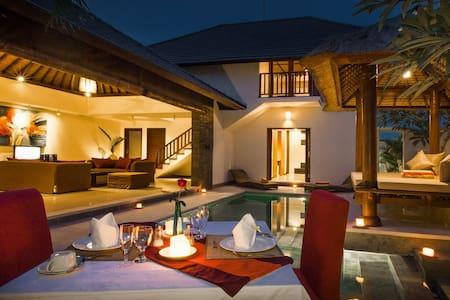 Luxury Aberu Villa at Canggu 1br - Villa