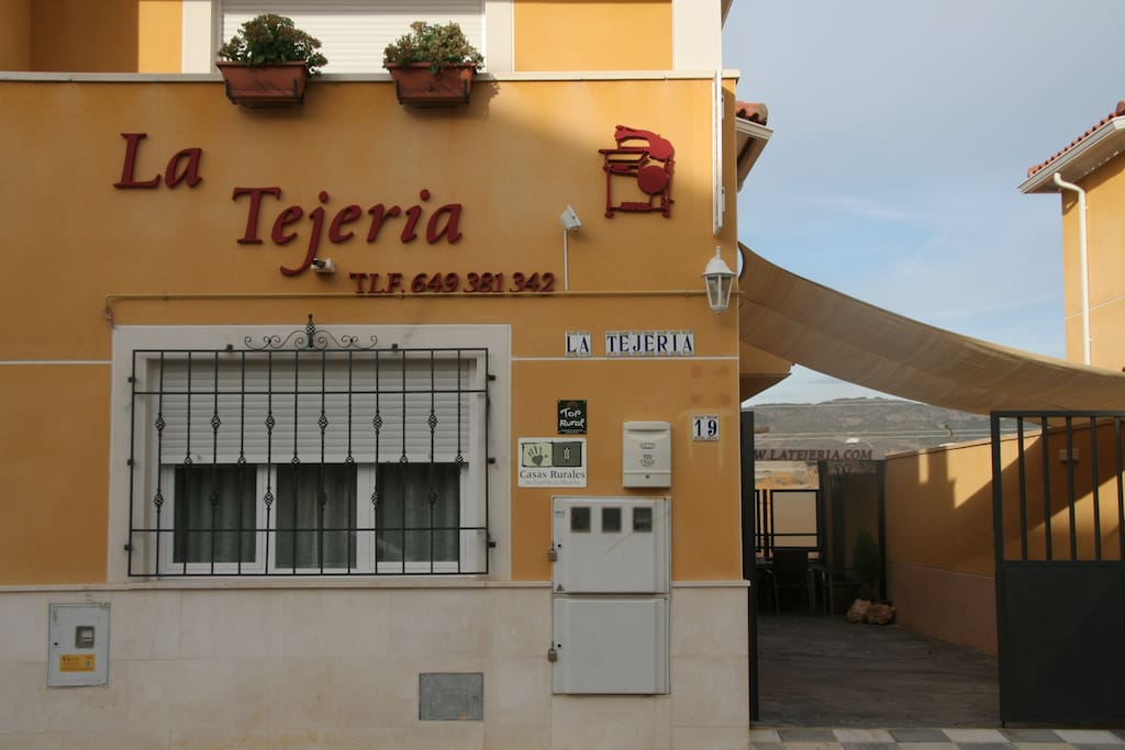 (website hidden) TEJERIA-Cuenca - para 9 pers