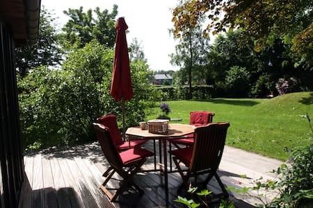 Gemütliche Ferienwohnung mit Garten - Monschau - Apartment