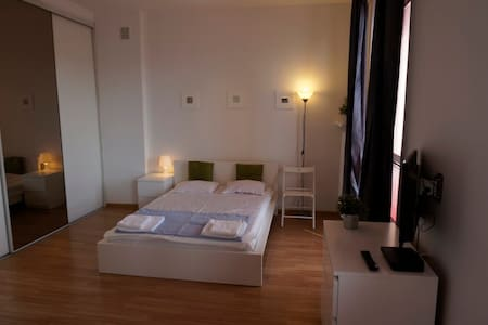 Great Studio in city center welcome - Apartemen