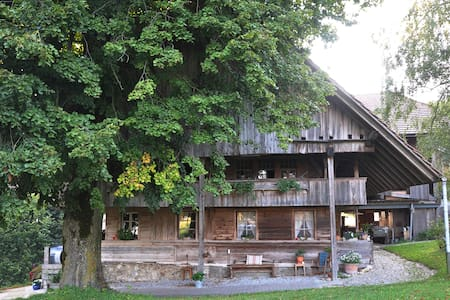 Rustical Farmhouse, built 1733 - Chalet