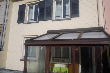 Chambre tout confort dans maison de Corcieux - Corcieux - Stadswoning