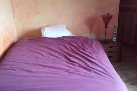 Chambre dans grande maison, proche Lille-Seclin - Camphin-en-Carembault - Rumah