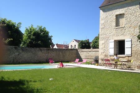 Résidence secondaire 70km de Paris - Balagny-sur-Thérain - Haus