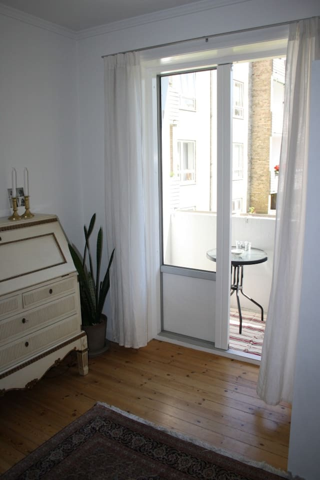 Bright and stilish 3 room flat