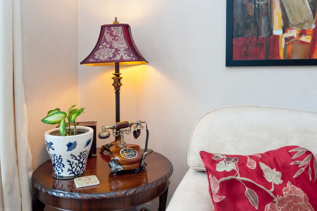 Elegantly Furnished  Double room