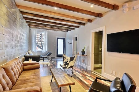 *Entire home in heart of montreal* - Montréal - Apartment