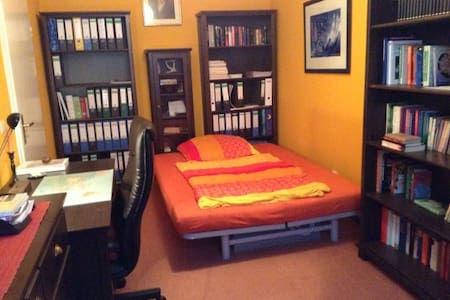 Kleines Zimmer mitten im Zentrum