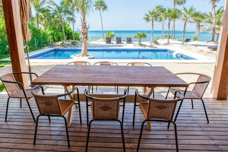 Paradisiacal Department in Akumal for rent - Byt