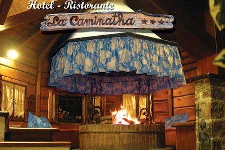 camera, bagno  e panorama d'incanto - Bed & Breakfast