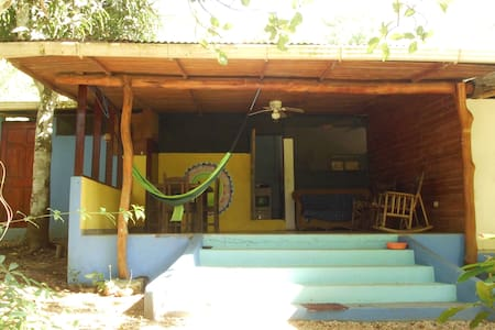 Vacation with nature in finca