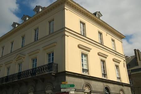 Appartement Centre Historique Dinan - Appartement