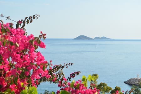 Stunning view of Kalkan´s bay. 2. - House