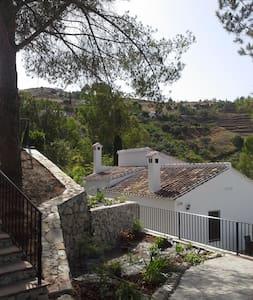 Finca Pequeña a rustic 100 year old property - Cómpeta