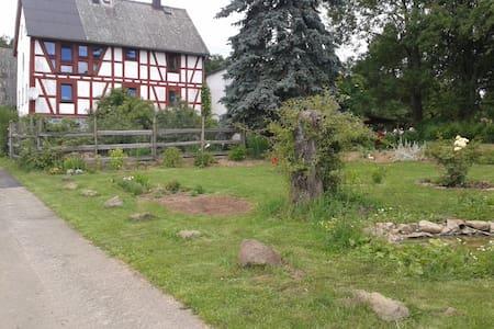 Ferienwohnung Hainerhof - Daire