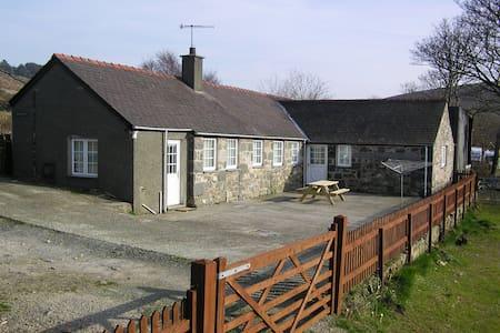 Penlon Cottage at Seaside Trefor - House