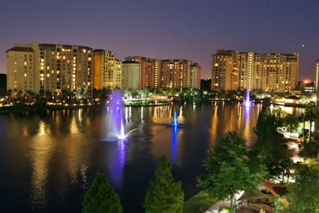 Wyndham Bonnet Creek 2 Bedroom Deluxe - 獨棟