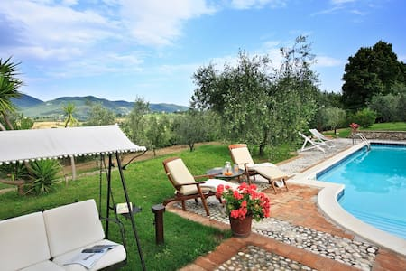 An ideal way to live Rome: from the countryside - Cantalupo in Sabina - Villa