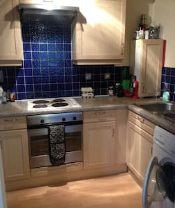 Double Room by Hulme Park - Manchester - Apartamento