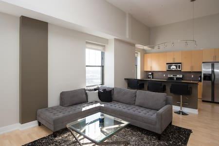 Downtown Penthouse Condo - Des Moines - Lyxvåning