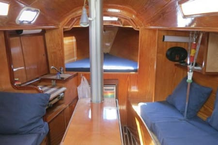Bed and Breakfast in the boat - Sant Antoni de Portmany