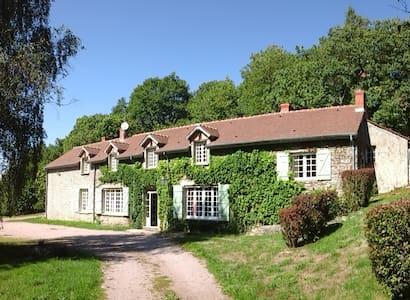 Gîte Saint Roch, Vauvillard (lieux dit ), Uchon - Hus