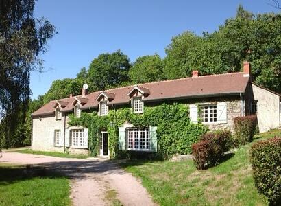 Gîte Saint Roch, Vauvillard (lieux dit ), Uchon - House