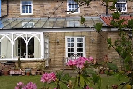 New Wells BnB Nr Castle Howard Double Futon Room 5 - Lejlighed