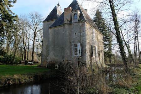 Château des Aulnays - Hrad