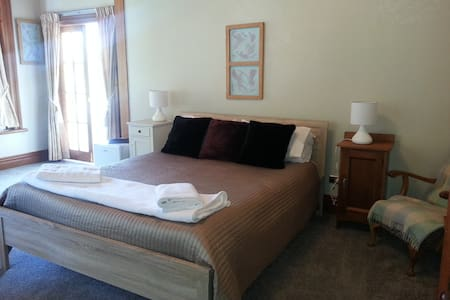 Your Own Space in our Villa - Bed & Breakfast