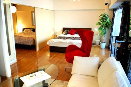 Max 8ppl Family Osaka★Castle 93WiFi - Appartamento