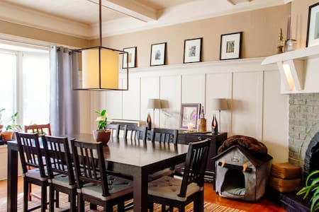 Weekends in SF: 2BR in Lower Haight - San Francisco - Apartment