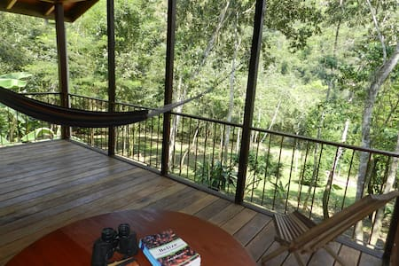 Lucky Dreamer Lodge on Macal River ~ Cristo Rey - Cristo Rey
