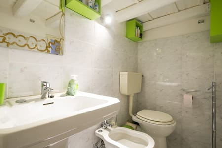 Maison ambrée/verde al Politeama - Wohnung