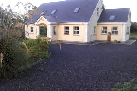 Modern Country Cottage beside sea - Killala