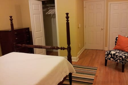 Private suite in historic townhouse - Hartford - Apartment