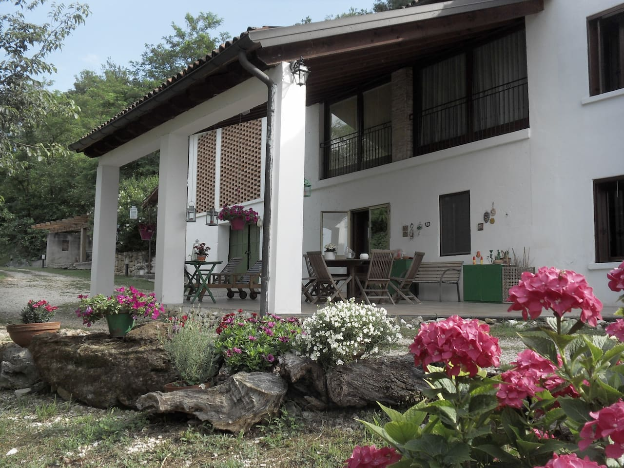 Fronte casa  - Front house