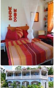 #4 charming villa (private beach) - Szoba reggelivel
