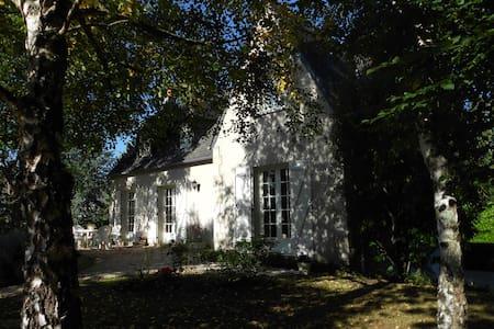 1 Chambre double proche de Tours - Saint-Cyr-sur-Loire - Rumah
