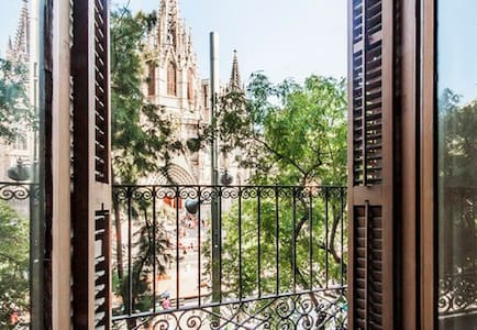 Fantastic Room in The Heart of BCN