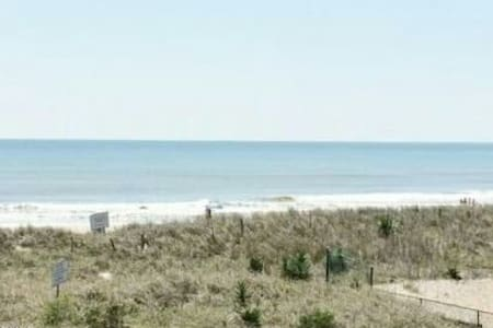 Ocean Front Resort Condo - North Topsail Beach