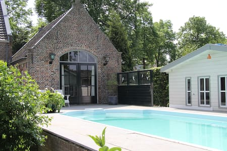D'oude Pastorie, Netersel, Bladel - Villa