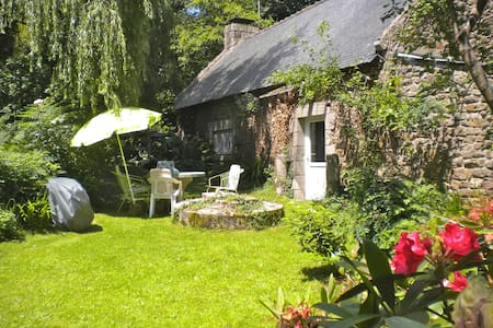 Cottage for 3 in South Brittany - Hennebont