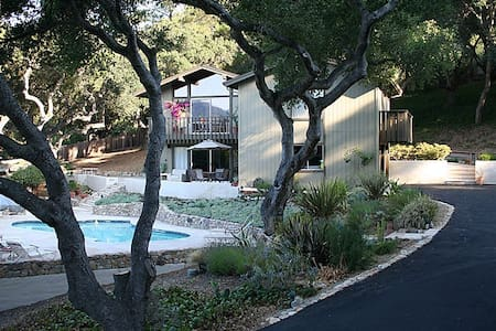Gated Carmel Valley Home with Pool