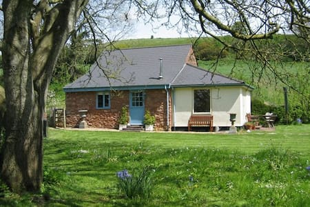 Total peace-edge of Exmoor Somerset - Halse - Casa