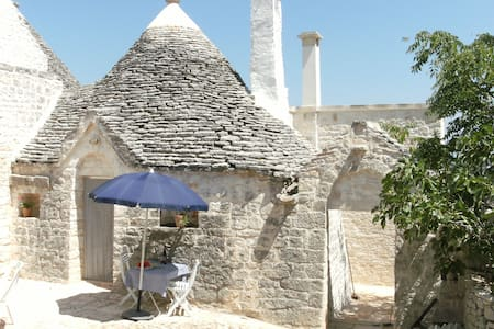 The Dairy Trullo